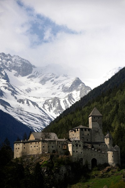 Photo:  Castello di Tures, Val Aurina, N. Italy
